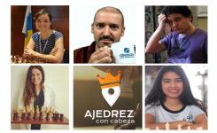 ¡INAUGURACIÓN DE LA ESCUELA Y CLUB DE AJEDREZ CON CABEZA!