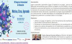 III CONGRESO INTERNACIONAL DE EDUCACIÓN MOTIVA, CREA Y APRENDE. CIMCA 2018