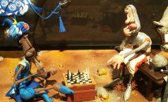 El ajedrez en PLASTHISTORIA: Un recorrido por la Historia de la Humanidad