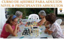 APRENDE DESDE 0. CLASES AJEDREZ PARA ADULTOS – ABSOLUTOS PRINCIPIANTES