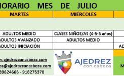 NEWSLETTER VERANO 2021. COMUNIDAD AJEDREZ CON CABEZA